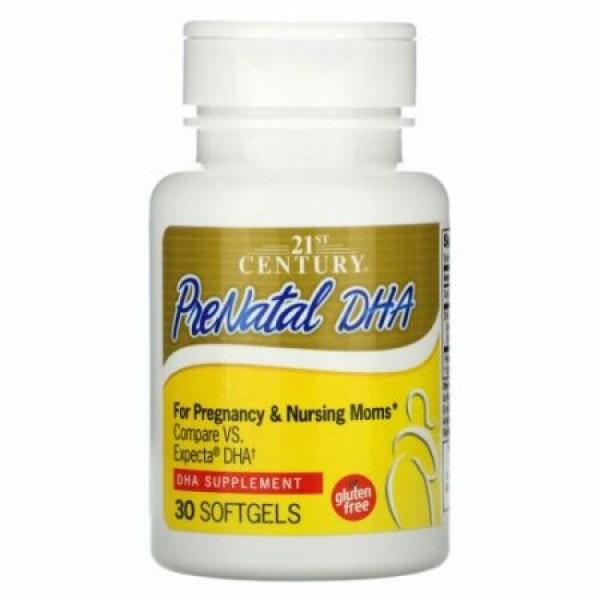 21st Century, 妊娠期のDHA(PreNatal DHA), 30ソフトゼリー