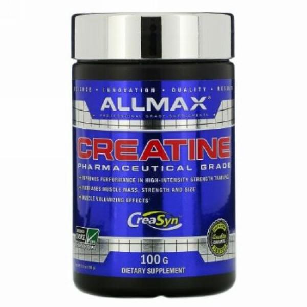 ALLMAX Nutrition, Creatine, Pharmaceutical Grade, 3.53 oz (100 g)