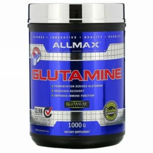 ALLMAX Nutrition, Glutamine, 2.20 lbs (1,000 g)