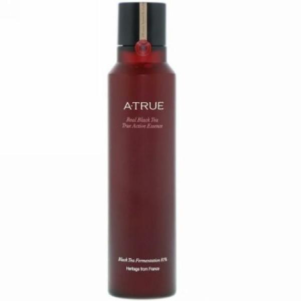 ATrue, Real Black Tea True Active Essence, 180 ml (Discontinued Item)