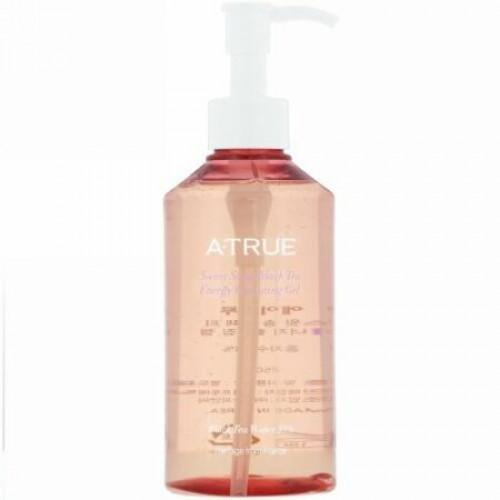 ATrue, スウィートソングブラックティー・エナジークレンジングジェル、8.82 oz (250 ml)