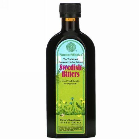 Abkit, ネイチャーワークス®, スウェーディッシュ・ビターズ, 8.45 液量オンス (250 ml)