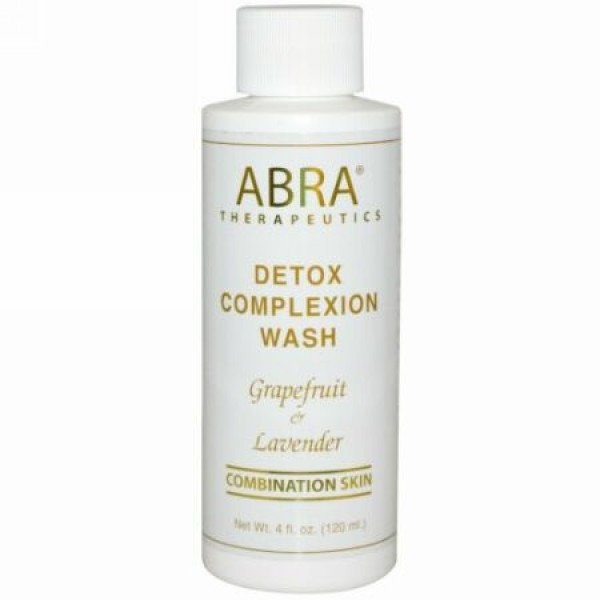 Abra Therapeutics, デトックス・コンプレクション・ウォッシュ、グレープフルーツ &ラベンダー、4液量オンス (120 ml) (Discontinued Item)