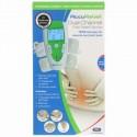 AccuRelief, デュアルチャンネルペインリリーフデバイス、筋肉と関節の痛み用TENSセラピー、1デュアルチャンネルデバイス & 4電極ジェルパッド (Discontinued Item)