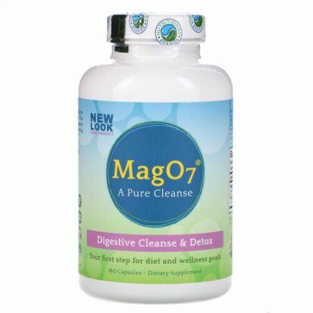 Aerobic Life, Mag O7、体の中からきれいに、180粒