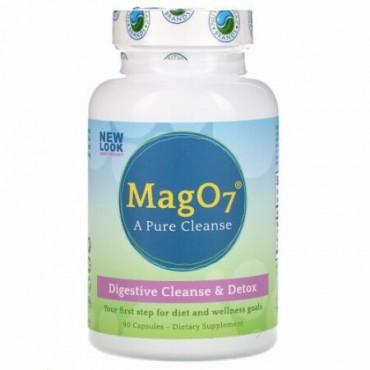 Aerobic Life, Mag O7, Digestive Cleanse & Detox, 90 Capsules