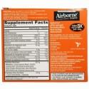 AirBorne, 発泡性錠剤、 ゼスティーオレンジ、 30錠