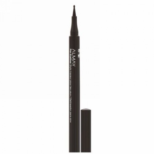 Almay, On the Ball, Pen Eyeliner, 209 Brown, 0.03 oz (1.0 ml) (Discontinued Item)
