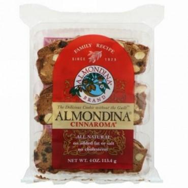 Almondina, Cinnaroma、4オンス (113 g) (Discontinued Item)
