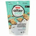 Alter Eco, ダークチョコレートココナッツクラスター、オリジナル、カカオ70%、91g(3.2オンス) (Discontinued Item)