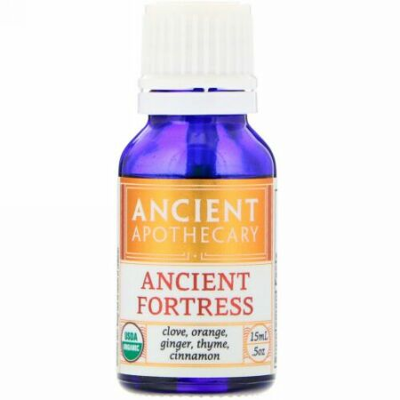 Ancient Apothecary, 古代の要塞、0.5オンス (15 ml) (Discontinued Item)