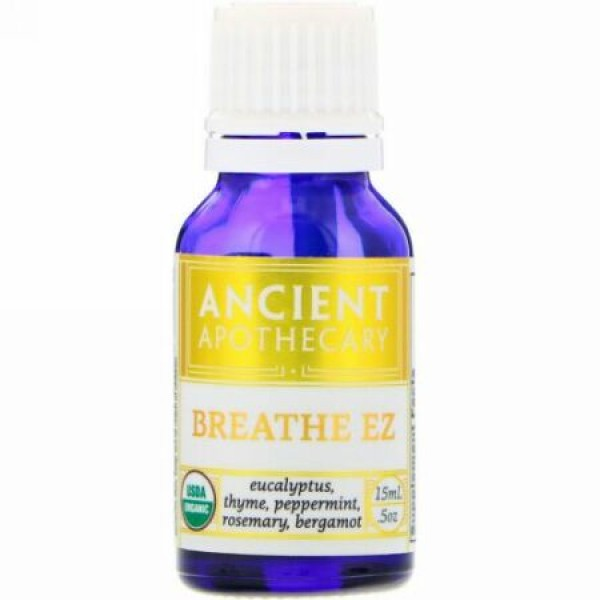 Ancient Apothecary, ブリーズEZ、0.5オンス (15 ml) (Discontinued Item)