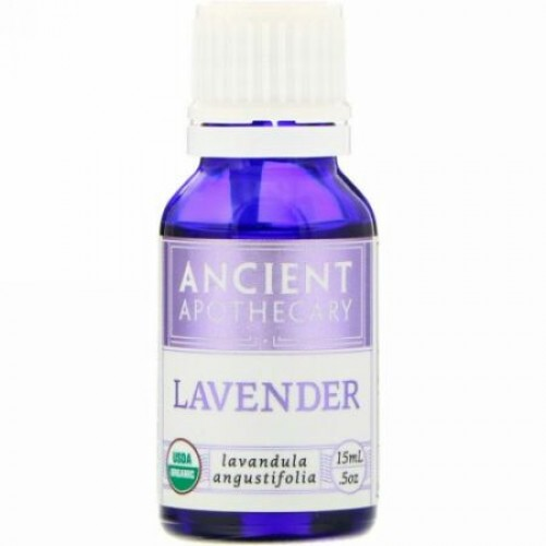 Ancient Apothecary, ラベンダー、.5 oz (15 ml) (Discontinued Item)