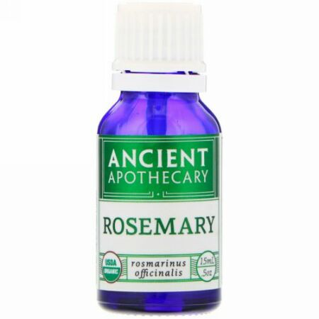 Ancient Apothecary, ローズマリー、.5 oz (15 ml) (Discontinued Item)