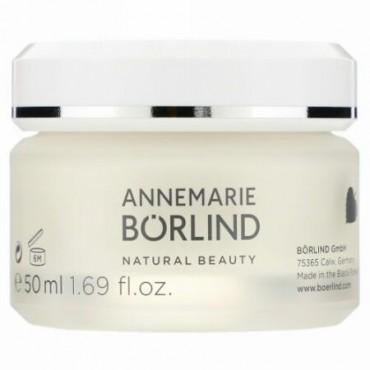 AnneMarie Borlind, AquaNature, Rehydrating Night Cream, 1.69 fl oz (50 ml) (Discontinued Item)