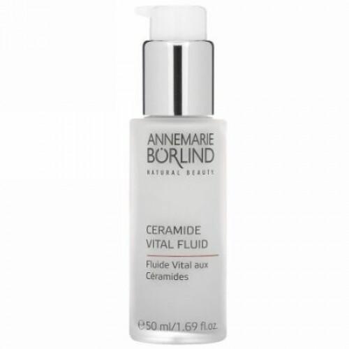 AnneMarie Borlind, セラミド・バイタル・フルード, 1.69 液量オンス (50 ml)