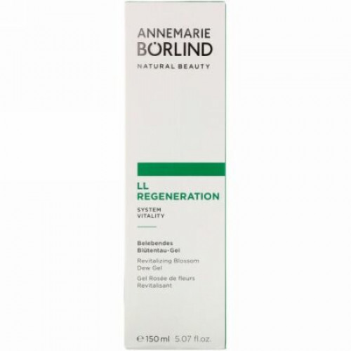 AnneMarie Borlind, LL リジェネレーション, ブロッサム・デュージェル, 5.07 液量オンス (150 ml)