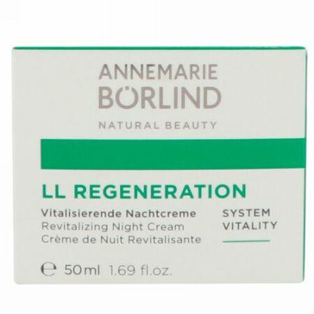 AnneMarie Borlind, LL Regeneration、活性化ナイトクリーム、1.69 fl oz (50 ml)