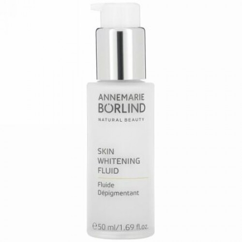 AnneMarie Borlind, スキン ホワイトニング リキッド、1.69 fl oz (50 ml)