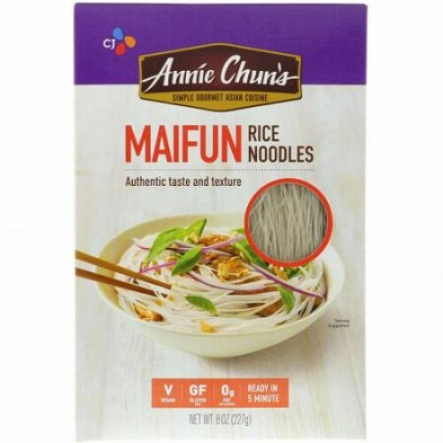 Annie Chun's, マイフン、 ライス ヌードル、 8 oz (227 g) (Discontinued Item)