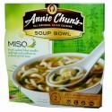Annie Chun's, スープボウル、 味噌、 マイルド、 5.9 oz (169 g) (Discontinued Item)