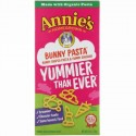 Annie's Homegrown, Bunny Pasta, Bunny Shaped Pasta & Yummy Cheddar, 6 oz (170 g)