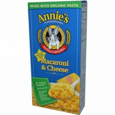 Annie's Homegrown, マカロニ&チーズ, 6オンス (170 g)