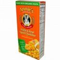 Annie's Homegrown, シェルズ&リアル熟成チェダー、マカロニ&チーズ, 6 oz (170 g)