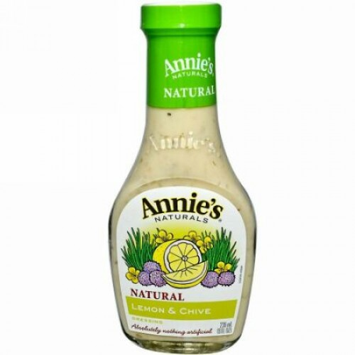 Annie's Naturals, オーガニック、 カウガール ランチドレッシング、 8 fl oz (236 ml) (Discontinued Item)