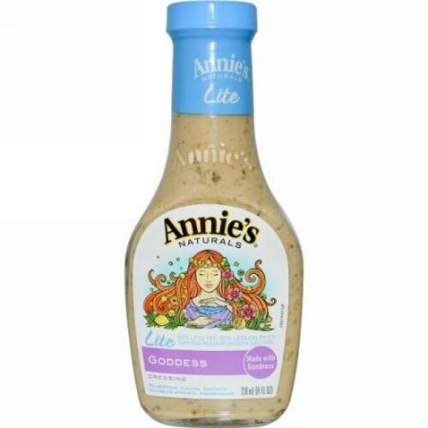 Annie's Naturals, ナチュラル ローストレッドペッパー ドレッシング、 8 fl oz (236 ml) (Discontinued Item)