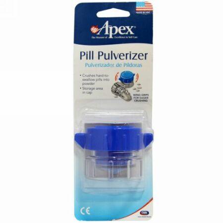 Apex, Pill Pulverizer (錠剤粉砕機)