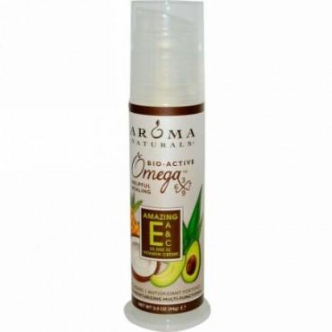Aroma Naturals, アメージングE、 A & Cビタミンクリーム、 35000 IU、 3.3オンス (94 g) (Discontinued Item)