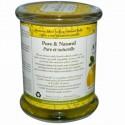 Aroma Naturals, 大豆 ベジピュア、 100% ナチュラル 大豆 エッセンシャルオイル キャンドル、 アンビアンス、 オレンジ & レモングラス、 8.8 oz (260 g)
