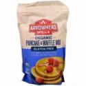 Arrowhead Mills, オーガニックパンケーキ & ワッフルミックス、グルテンフリー、26 oz (737 g)
