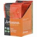 Artisana, オーガニック生カシューナッツバター, 10パック, 各1.06オンス(30.05 g)