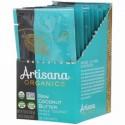 Artisana, 有機生ココナッツバター, 10パック, 各1.06オンス(30.05 g)