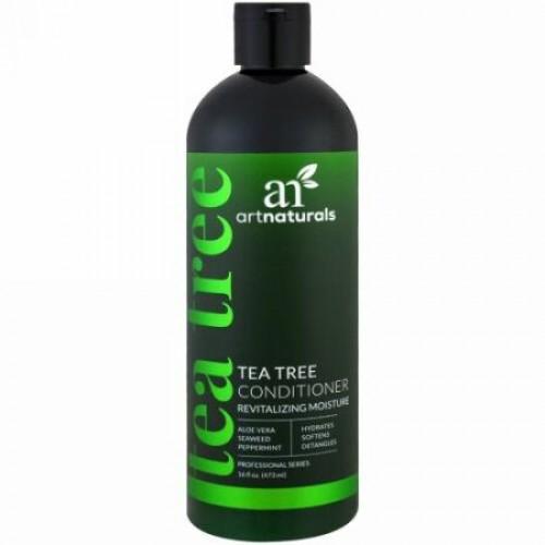 Artnaturals, Tea Tree Conditioner, Revitalizing Moisture, 16 fl oz (473 ml) (Discontinued Item)