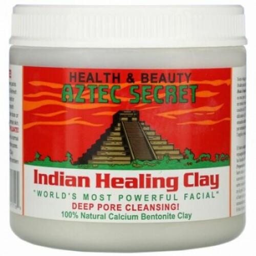 Aztec Secret, インドのヒーリングクレイ、1lb(454 g)