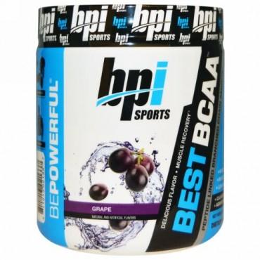 BPI Sports, ベストなBCAA, グレープ, 300 g