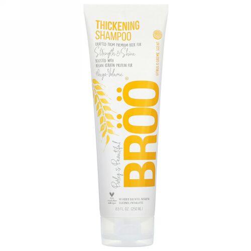 BRöö, Thickening Shampoo, 8.5 oz (Discontinued Item)