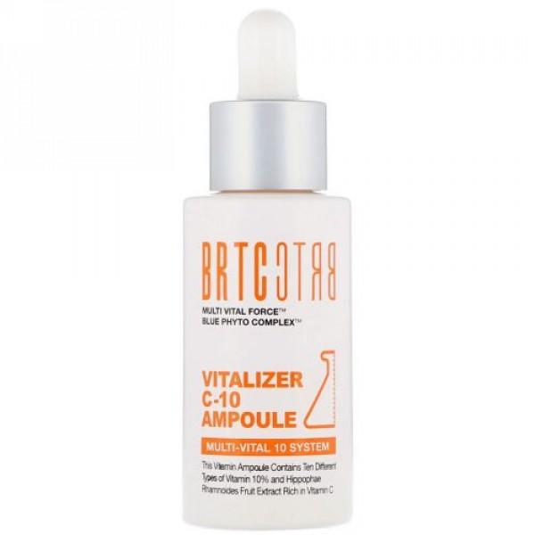 BRTC, Vitalizer C-10アンプル、30 ml (Discontinued Item)
