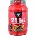 BSN, シンサ(Syntha)-6, 無駄のない筋肉のための超プレミアム プロテインパウダー, チョコレート ピーナッツバター, 2.91オンス(1.32 kg)