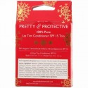 Babo Botanicals, Pretty & Protective, Lip Tint Conditioner Trio, SPF 15, 3 Pack, 0.15 oz (Each) (Discontinued Item)