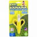 Baby Banana, 乳児用おしゃぶりハブラシ、1個 (Discontinued Item)