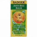 Badger Company, Organic, Anti-Bug Balm, 1.5 oz (42 g) (Discontinued Item)
