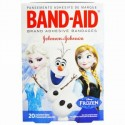 Band Aid, Adhesive Bandages, Disney Frozen, 20 Assorted Sizes (Discontinued Item)