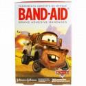 Band Aid, ブランド・アドヘシブバンテージ、 ディズニー・ピクサー・カーズ、 20 アソートサイズ (Discontinued Item)