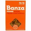 Banza, ペンネチックピー(ひよこ豆)、パスタ、8オンス (227 g) (Discontinued Item)