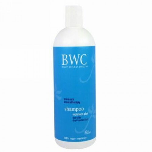 Beauty Without Cruelty, シャンプー モイスチャー プラス、16 fl oz (473 ml) (Discontinued Item)