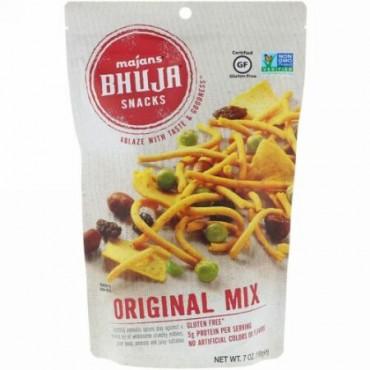 Bhuja, オリジナルミックス、7 オンス (199 g) (Discontinued Item)
